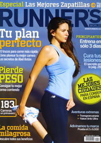 Portada Runner's World